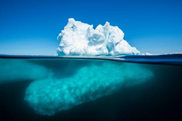 L'iceberg : face cachée de l'entreprise de service